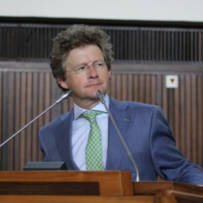 Michiel Scheffer gedeputeerde