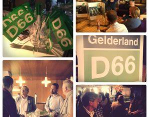 Contact met D66 Gelderland